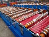 Roulis en acier de panneau ridé par 988 formant la machine