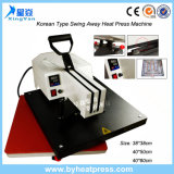 Xy-007A Korea type of Swing-Away Heat Press machine