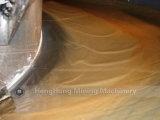 Helling van de Glasvezel van de hoge Efficiency de Roterende Spiraalvormige voor Gouden Verwerking