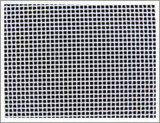 Сетка полиэфира высокого качества красная плоская для Nonwoven ткани