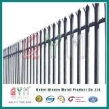 柵の粉によって塗られる塀のシート・メタルのヨーロッパの塀のパネル