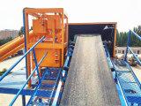 De verschillende het Mengen zich van de Capaciteit volledig Automatische Concrete Machine van de Bouw van de Installatie