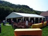 Tente de matériel de mariage de chapiteau d'événement d'église de mur de PVC