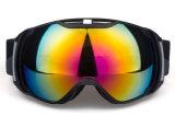 L'obiettivo sferico del PC mette in mostra gli occhiali di protezione della neve del pattino di Eyewear di sicurezza