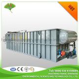 Tratamiento disuelto de la flotación (daf) de aire para quitar las aguas residuales de la vida de cada día
