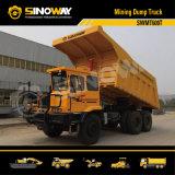Autocarro a cassone di capienza di 35 tonnellate, autocarro con cassone ribaltabile estraente (SWMT350AC)