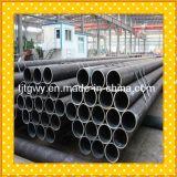 黒い鋼管。 24のインチ鋼管