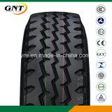 Neumático radial sin tubo resistente 295/80r22.5 del carro del GCC del PUNTO del ECE