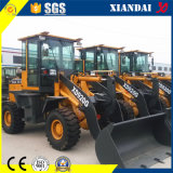 China Top Quality Competitive Price 1.5t Wheel Loader Xd920g