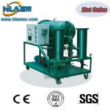 Máquina de gasolina y aceite diesel del filtro de la Unir-Separación