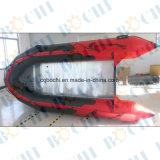Erhöhtes 2 Personen Belüftung-materielles aufblasbares Boot