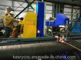 Труба справляясь, машинное оборудование плазмы большого диаметра круглая Cutting&Beveling
