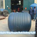 Máquina de molde plástica do sopro do tanque de água do volume grande com 3layers