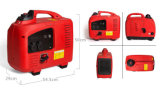 1800/2000 watt de gaz portatif à moteur à essence de générateur portatif d'inverseur avec des capacités parallèles