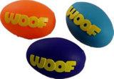 Het Speelgoed van het Huisdier van het Speelgoed van de Hond van de Bal van het rugby