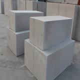 Bloc concret concret léger poreux de maçonnerie d'AAC