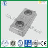 Certificado ISO ánodo de aleación de zinc