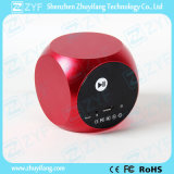 거푸집 디자인 Bluetooth 휴대용 알루미늄 스피커 (ZYF3051)