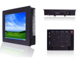 PC encaixado de 8 '' Industrial Touch Panel com Atom N2800/N2600 Dual Core 1.8GHz