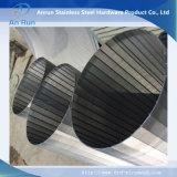Écran de fil de haute résistance de cale d'acier inoxydable