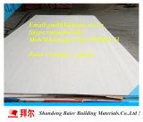 1200X2400X12mm Tablero de yeso de papel, hoja de yeso de papel
