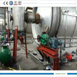 gasoil de Ouput de la planta plástica del refinamiento 15ton