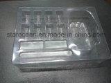 Kundenspezifisches Kurbelgehäuse-Belüftung Kunststoffgehäuse für Kosmetik-Kästen