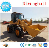 China Construction Machine 1.8t Zl30 Chargeuse sur pneus avant à vendre