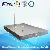 Placa super da superfície da inspeção do granito da precisão