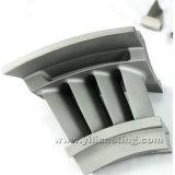 Legering van de Basis van het Nikkel van de Lader van het vacuümAfgietsel het de Turbo en Wiel van de Turbine van het Roestvrij staal