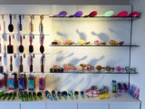 De hete Zachte Aanraking van de Borstel van het Haar van de Deklaag van de Verkoop Rubber Mini