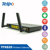 Alto Proformence Gateway de la radio de Swith de la red de Telpo