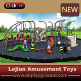CE, Parc d'attractions de plein air Playground Equipment (P1201-2)