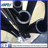 Le fil 6 de SAE100 R13/En 856 s'est développé en spirales boyau hydraulique