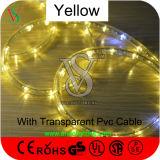 Lumière de corde de la décoration DEL de Noël de vacances