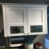 A cozinha pequena da mobília Home feita sob encomenda da fábrica projeta o gabinete de cozinha do PVC