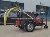máquina del lacre de la junta de la grieta de la carretera de asfalto de la gasolina de 100L Honda (FGF-100)