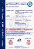Canales animales modelo Cremator de Fsl con el certificado del Ce