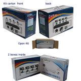 Billig! ! ! Sicherheitssystem DVR Kit CCTV-4CH