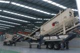 Stazione di schiacciamento residua della costruzione mobile di effetto