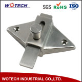 Aufgetragene Oberflächenbehandlung verlor Wachs-Gussteil-Plättchen-Verriegelungen Ppap