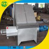 斜めスクリーンのタイプ固体液体の分離器、まめの肥料によって専用されているプロセス用機器