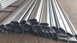 97X40X2.0 ganado ferrocarril o de tubo de acero plano elíptico