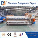 Prensa de filtro automática del acero inoxidable para los intermedios farmacéuticos