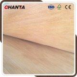 Chapa de madera de Gurjan de los pies 4*7 para los muebles caseros