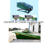 10T Stationary Truck Dock Ramp for Warehouse