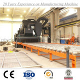 ISO BV SGSが付いているローラーのタイプショットブラスト機械