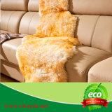 Il doppio australiano della pelle di pecora di alta qualità collega la moquette della coperta fatta in Cina