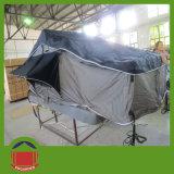 グループのアルミニウム屋根の上のテント