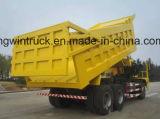 40tons, 50tons를 위한 Sinotruk HOWO Brand Mining Dump Truck